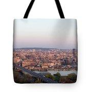 Belgrade, Serbia Tote Bag