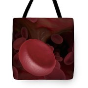Bloodstream Tote Bag