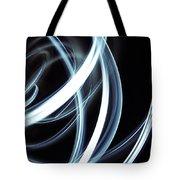 Blue Lines  Tote Bag
