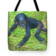 Bonobo Baby Tote Bag