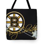 Boston Bruins Tote Bag
