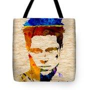 Brad Pitt Tote Bag