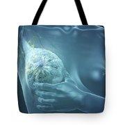 Breast Examination Tote Bag