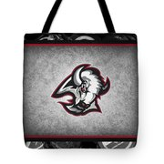 Buffalo Sabres Tote Bag