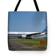 China Southern Airlines Airbus A330 Tote Bag