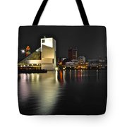 Cleveland Ohio Tote Bag