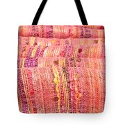 Colorful Cloth Tote Bag