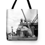 Comerica Park - Detroit Tigers Tote Bag