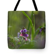 Common Lungwort Tote Bag
