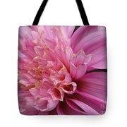 Dahlia Named Siemen Doorenbosch Tote Bag