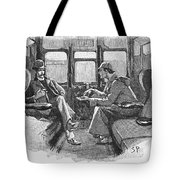 Doyle: Sherlock Holmes Tote Bag