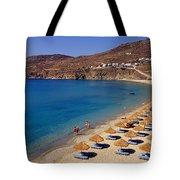 Elia Beach Tote Bag