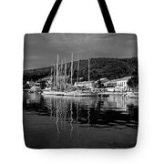 Fiskardo Village Tote Bag