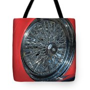 Ford Thunderbird Tote Bag