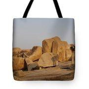 Hampi Landscape Tote Bag