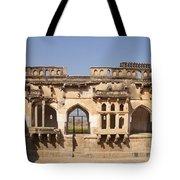 Hampi Temple Tote Bag