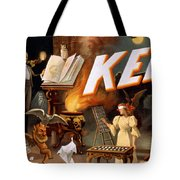 Harry Keller, American Magician Tote Bag
