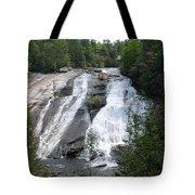 High Falls North Carolina Tote Bag