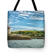 Howth Harbour Tote Bag