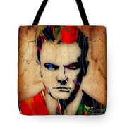James Cagney Collection Tote Bag