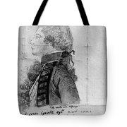 James Wolfe (1727-1759) Tote Bag