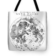 Johannes Kepler (1571-1630) Tote Bag