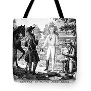 John Andre (1751-1780) Tote Bag