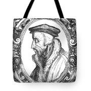 John Calvin (1509-1564) Tote Bag