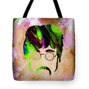 John Lennon Collection Tote Bag