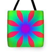 Kaleidoscope Drawing Tote Bag