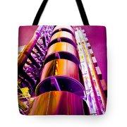 Lloyd's Building London Art Tote Bag