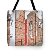 Modern Homes Tote Bag