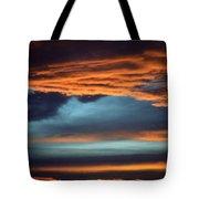 Nevada Skies Tote Bag