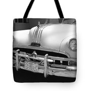 Route 66 - Classic Car Tote Bag by Frank Romeo