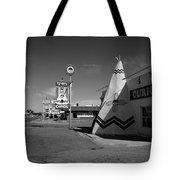 Route 66 - Tucumcari New Mexico Tote Bag