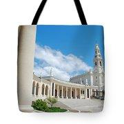Sanctuary Of Fatima Tote Bag