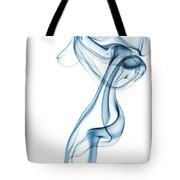 Smoke Curve Tote Bag