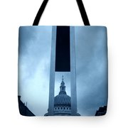 St Pauls Cathedral At London Attractions  Tote Bag