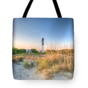 Sandy Shore Tote Bag