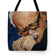 Toots Thielemans Tote Bag