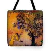 Tree Wall Art Tote Bag