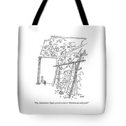 Why, Giambattista Tiepolo, You Old So-and-so! Tote Bag