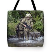 Welsh Guards Training Tote Bag