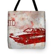 71 Pinto Tote Bag