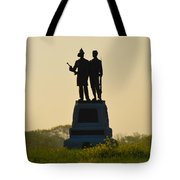 73rd Ny Infantry 2nd Fire Zouaves Tote Bag