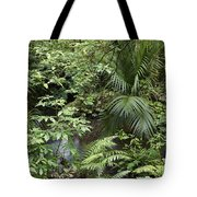 Jungle 5 Tote Bag