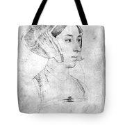 Anne Boleyn (1507-1536) Tote Bag