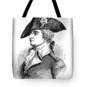 Anthony Wayne (1745-1796) Tote Bag