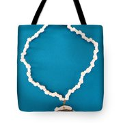 Aphrodite Anadyomene  Necklace Tote Bag