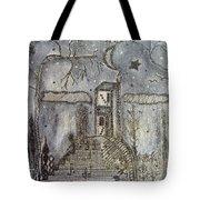 Art Monochrome Tote Bag